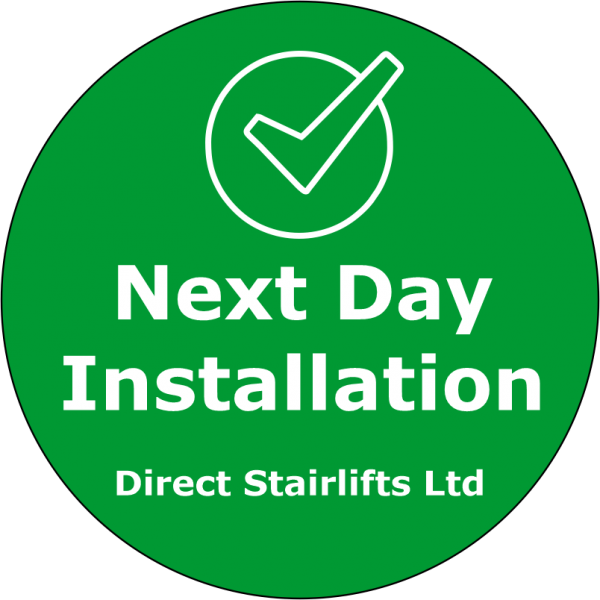Next Day Installation Direct Stairlifts Derby