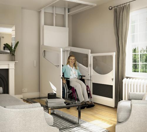 Harmony-through-the-floor-lift
