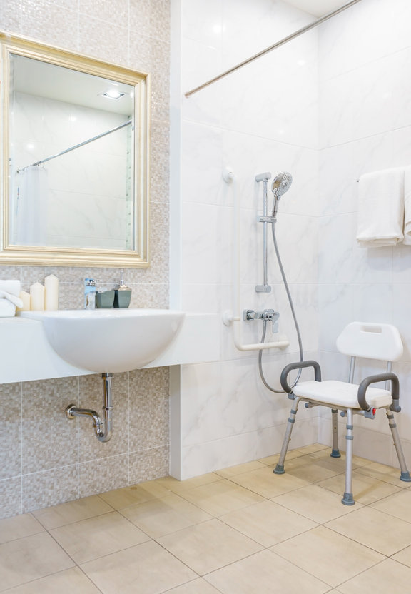 Wet Rooms at Direct Stairlifts Derby