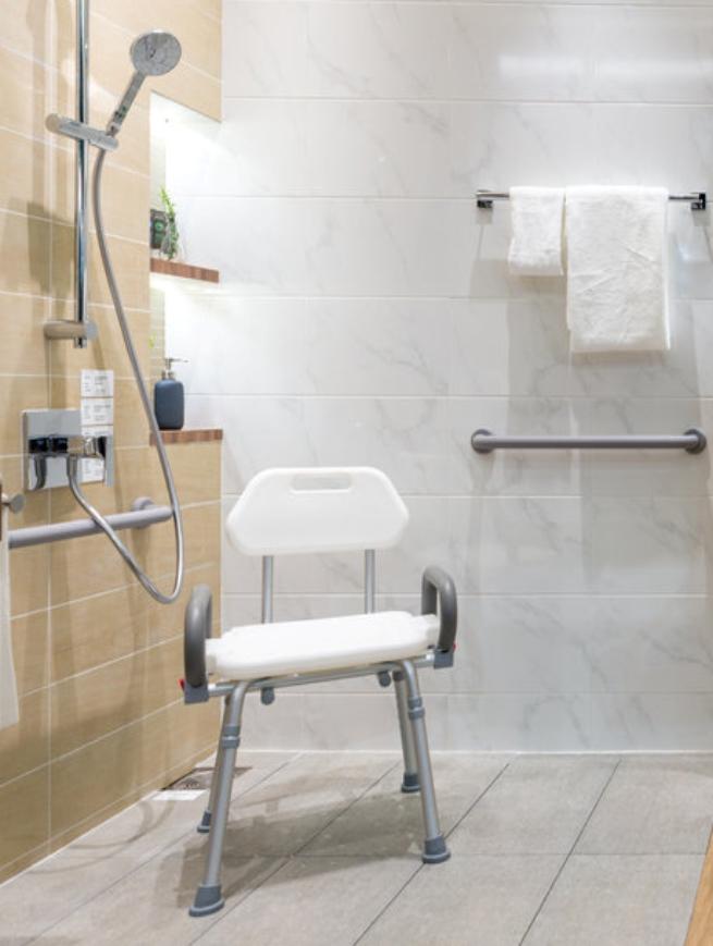 Wet Rooms Derby Showroom